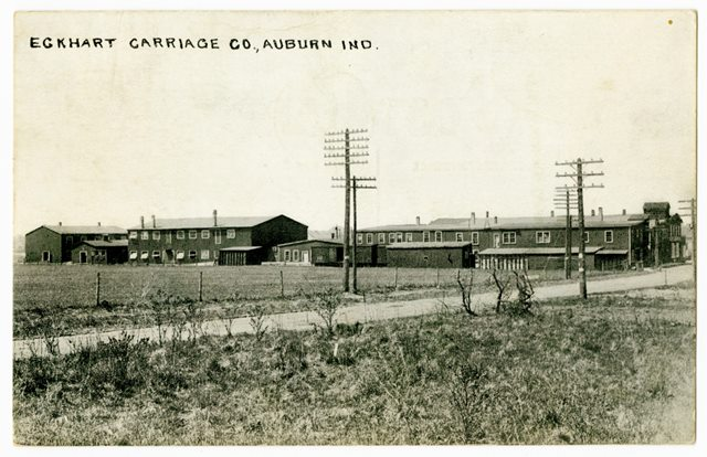 Eckhart Carriage Company Auburn, Indiana